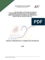 50654576 Prevencion y Combate de Incendios