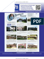 Coldwell Banker Signature August 2011