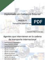 Presentación Transporte Internacional Parte 4
