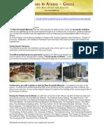 Athens Private City Tour With Acropolis & New Acropolis Museum