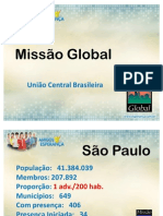 UCB Missão Global