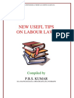 New Useful Tips on Labour Laws