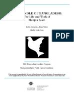 The Candle of Bangladesh