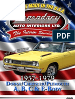 Legendary Auto Interiors Chrysler Catalog