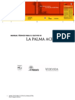 Manual Palma Aceitera
