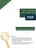 Nuevo Paradigma de La Supervision Escolar