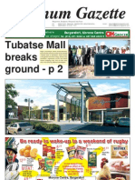 Platinum Gazette 29 July 2011