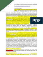 DEMOCRACIA INDUSTRIAL Y MODELOS DE RELACIONES INDUSTRIALES Montserrat Martínez