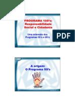 Programa 10S's