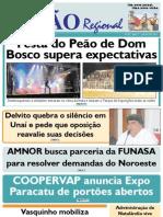 JORNAL VISÃO REGIONAL - EDIÇÃO 82 -  JULHO DE 2011 - TODAS