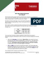 Scoggins Report - July 29 2011 - July Scorecard Final