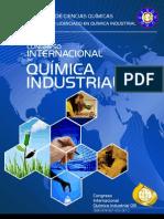 Memorias Congreso Internacional de Quimica Industrial 2009