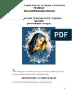 ORACIONES POR CURACION FISICA Y SANIDAD INTERIOR | ALIANZA DE AMOR