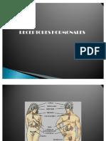 1.- receptores hormonales