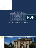 Widcombe Manor