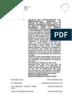 APELAÇÃO CÍVEL. RESPONSABILIDADE CIVIL MÉDICO-HOSPITALAR. REALIZAÇÃO DE CIRURGIA NO JOELHO ERRADO