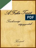 Fakir Turist