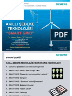 Smart Grid DrHasanBasriCetinkaya