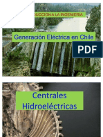 Generación eléctrica en Chile