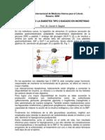 Tratamiento de la diabetes tipo 2 basado en incretinas