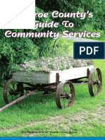Guide to Community Services 2011