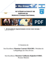 Service Civique National Cote d'Ivoire