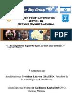 Service Civique National Cote d'Ivoire