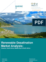 Renewable Desalination Market Analysis - Oceania South Africa Middle East and North Africa