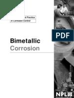 Bimetallic Corrosion