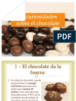 10 Curiosidades Sobre El Chocolate