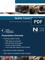Transit Master Plan