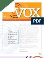 Boletín VOX #2