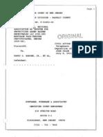 Full Deposition of Jose Colon of AHMSI