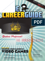 Game Developer - Game Career Guide Fall 2008