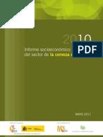Informe Sector Cervecero 2010