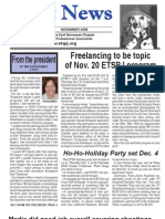 November 2008 Spot News