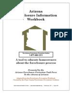 Arizona Foreclosure Information Workbook