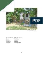Portfolio for Web Design Class 2009