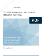 Deploying SRX Series