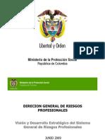 Gce118 2009 Presentacion Ministero de La Proteccion