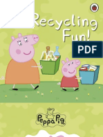 Peppa Pig - Recycling Fun !