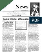 November 2010 Spot News