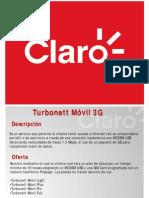 Turbonett 3G_Oferta Junio 2011