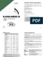Manual Kangaroo2 Br En