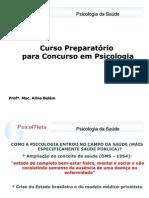 psicometa - psicologia da saúde