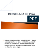 MERMELADA DE PIÑA