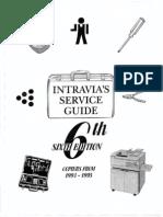 Intravia Guia de Servicio 6th Edicion