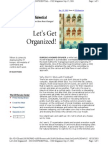 Article1_Lets Get Organized