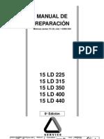 Manual de Reparacion Motores Lombardini Series 15LD