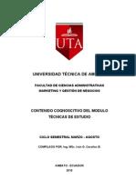 Libro de Tecnicas de Estudio Final